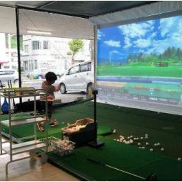 HAMA SCREEN GOLF ACADEMY